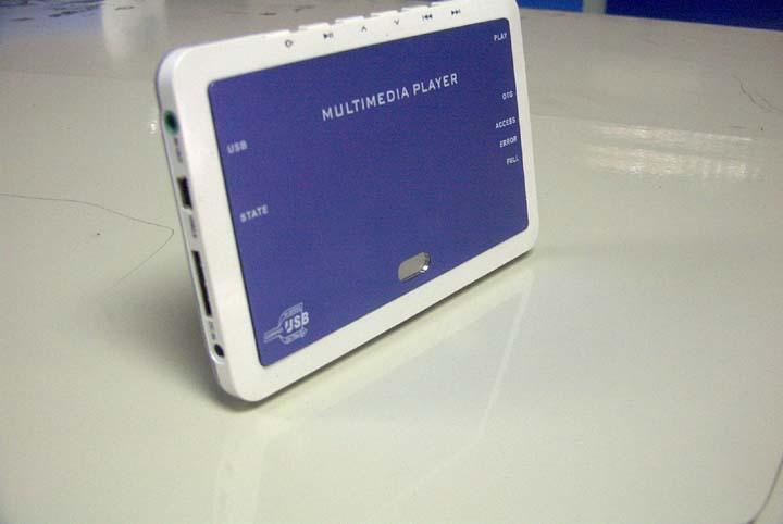 【先科mp4移动硬盘播放器有出新款啦!