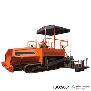Wholesale Pavers: 2.5-9m Paving Width, Crawler Type, Hydraulilc Driven / Mechanical Driven, Asphalt Paver