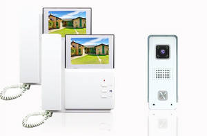 Wholesale intercom system: Video Intercom System of Doorbell with Access Control