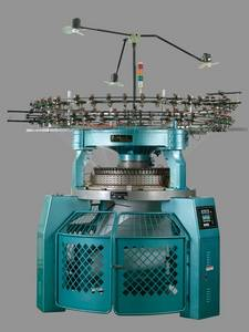 Wholesale Knitting Machinery: High Speed Inter-Rib Circular Knitting Machine