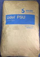 Solvay PSU Udel GF-120 (GF120/GF 120) NT20 Natural/BK937 Black/WH6417 White Polysulfone Resin