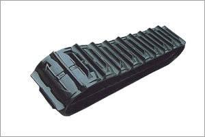 rubber crawler tracks: Sell harvester rubber track