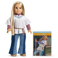 Sell NIB American Girl 18 inch Julie Doll and Book