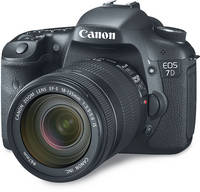 Canon EOS 7D Body & Canon 18-135 IS DELUXE SLR KIT