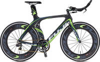 Fuji Elite Triatlon TT Carbon Fiber Bicycle 58cm