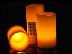 Wholesale paraffin wax: Paraffin Wax LED Candle