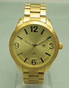 Wholesale swiss movement: Factory Custom Sports Watch with 10ATM Water Resistant Watch