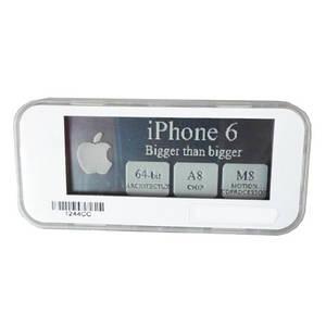 Wholesale 2d code: Supermarket Epaper Electronic Price Tag Shelf Label