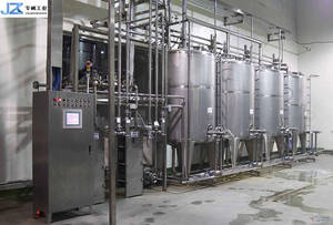 Wholesale cip cleaning system: Customized Stainless Steel Auto CIP Cleaning Tank System