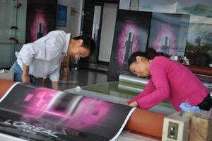 Wholesale lenticular printing service: PS 3D Lenticular Board