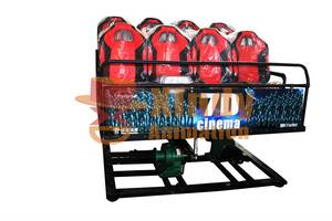 Wholesale online shopping india: Exhibition Mobile 5D 7D Cinema On Truck/Amusement Park Games Factory/5d Theater Rider in A Trailer