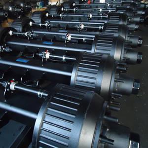 Wholesale trucks spare parts: Truck Spare Parts 10Ton/12Ton/14Ton/16Ton/18Ton German Type BPW Axles Manufacturer