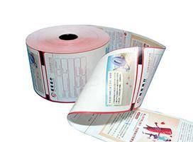 Wholesale print paper: Printed  Paper Roll