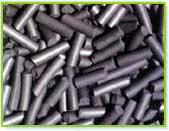 Coal based activated carbon specifications (Pelletized)