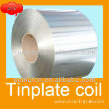 Wholesale food tin: Stone Finish MR Tinplate Coil 2.8/5.6 Tinning for Food Can Production
