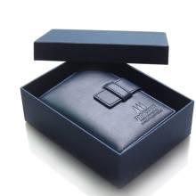 Wholesale passport wallet: Custom Business Men's Leather Wallet