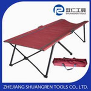 Wholesale bed: Outdoor Portable Military Folding Camping Bed Cot Sleeping Hiking Travel