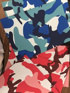 Wholesale Tarpaulin: Camouflage PVC Fabric Custom Specifications