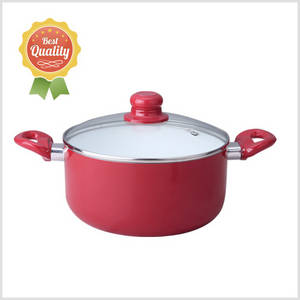 Wholesale Soup & Stock Pots: Non-Stick Stock Pot with Non-stick Coating, Made of Aluminum Alloy