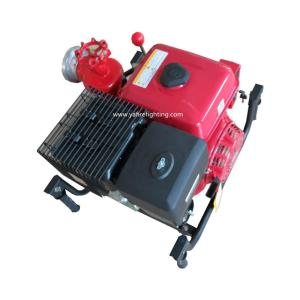 Wholesale water cannon: 13Hp Lifan Engine Portable Fire Pump