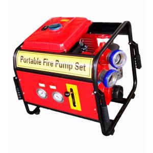 Wholesale fire pump: 2-stage Fire Water Pump