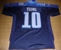 Sell Tennessee Titans #10 Vince Young nfl jersey