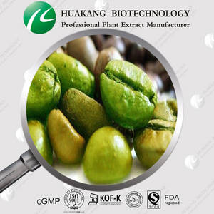 Wholesale green coffee bean extract: Supply Natural Green Coffee Bean Extract