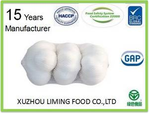 Wholesale fresh white garlic: White Fresh Garlic