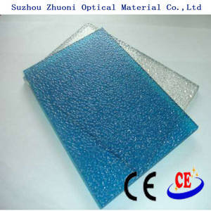 Wholesale pce: PC Building Material Colored Embossed Sheet (PCE-AAA)