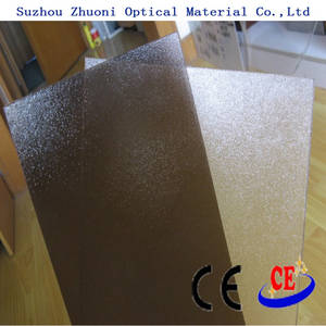 Wholesale bathroom telephone: Excellent Quality Frosted Polycarbonate Solid Sheet with UV Protection