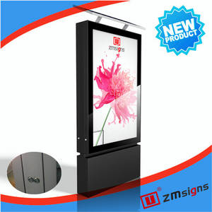 Wholesale message board: ZM-206 Scrolling Advertisingboard LED Scrolling Message Board