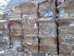 Wholesale Waste Paper: OCC Waste Paper  (100% Cardboards) OCC Waste Paper