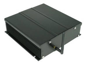 Wholesale car pc: Fanless Car PC with Copper Heat Pipe