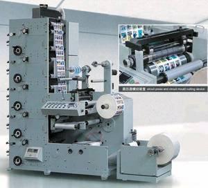 Wholesale flexographic printing machine: Automatic UV Flexographic Printing Machine