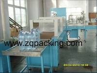 PE Film Shrinking and Packing Machine .