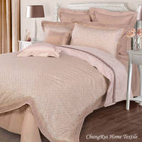 Sell 100% cotton jacquard bedding sets