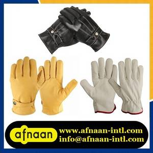 Wholesale leather glove: Driving Gloves / Leather Gloves