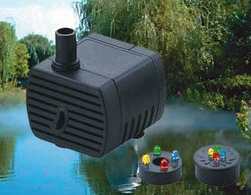 Sell fountain pump small water pump zhongshan yang yang for Small water fountain pump