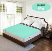 Waterproof Bed Cover Fitted Cover with TPU