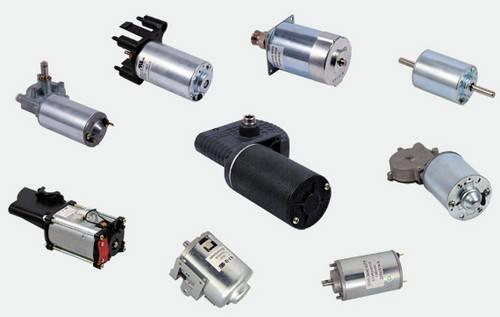 Dc permanent magnet motors z x d technology co ltd for Surplus permanent magnet dc motors