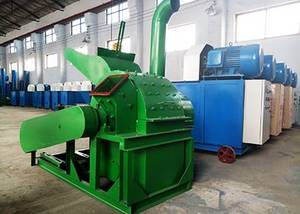 Wholesale rice chip: Multifunctional Wood Crusher