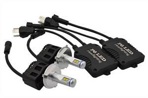 Wholesale led submersible light: New PHilips LED Headlight Lights H4 LED Headlight for Car, 55W 5200Lm Auto LED Driving Headlight