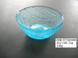 Wholesale salad bowl: Glass Salad Bowl