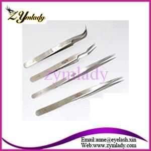 Wholesale eyebrow tweezers: Tweezers Eyelash/Eyebrow Extension