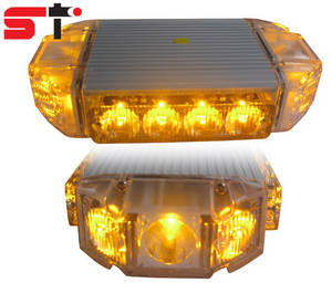 Wholesale police car: Narrowest LED Warning Mini Lightbar for Police Car