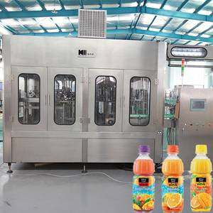 Wholesale filling machine: CE SGS ISO Stainless Steel High Quality Orange Juice Filling Machine