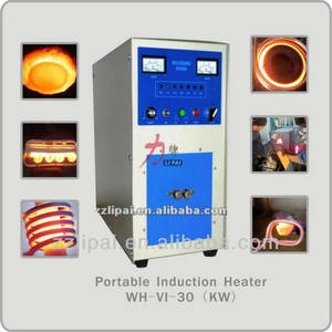 Wholesale gold smelting furnace: High Frequency Induction Heating Machine