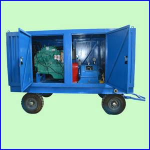 Wholesale pressure tank: 1000bar Manufacturer Diesel Engine High Pressure Tank Cleaning Equipment