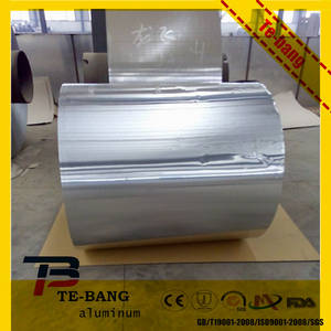 Wholesale candy wrapper: 1235/8011 Temper O-H Aluminum Foil for Flexible Packing