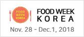 FOOD WEEK KOREA